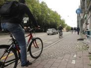 Augsburg: Wegen Umbauarbeiten: Radstreifen am Helio bleibt vorerst