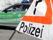 Augsburg: 18-Jähriger verursacht mit knapp drei Promille zwei Unfälle
