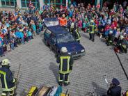 Augsburg: Die besondere Faszination der Feuerwehr