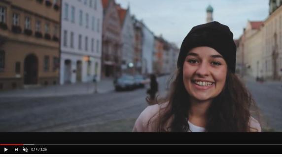 Augsburg: Liebeserklärung: Ein Kurzfilm über Augsburg sorgt für Begeisterung
