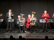 Friedberger Musiksommer: Zwei Brass-Ensembles blasen aus vollem Rohr