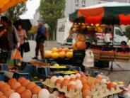Augsburg: Vor der City Galerie gibt es künftig einen Wochenmarkt