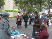 """Augsburg: """"Keiner stellt Container auf den Rathausplatz"""""""