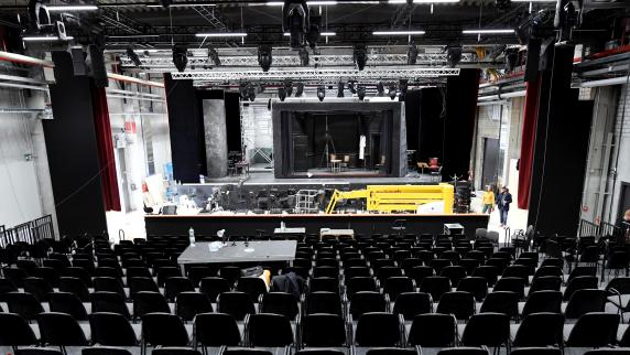 Kultur: Das Theater Augsburg eröffnet seine neue Bühne