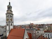 Augsburg: Perlach-Glockenspiel schweigt bis Montag