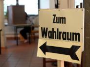 Augsburg: In Augsburg zeichnet sich eine höhere Wahlbeteiligung als vor vier Jahren ab