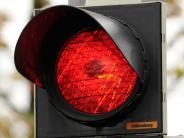 Augsburg: Radler fährt bei Rot und bekommt doppelt Ärger