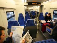 Augsburg: Fugger-Express: Sitzplätze kommen, Taktlücken bleiben