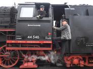 Nördlingen: Dampf, Ruß und Träume im Eisenbahnmuseum