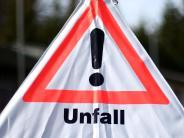 Kreis Augsburg: Rollerfahrerin (53) bei Verkehrsunfall schwer verletzt