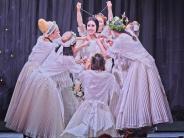 Theater Augsburg: Mit einer Opernpremiere ging es im Martinipark los