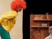 Kindertheater: Der Kobold bringt alles durcheinander