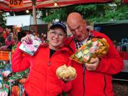 Bilder: Das sind die Marktkaufleute auf der Augsburger Dult 2017