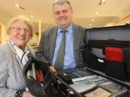 Augsburg: In den Tiefen von Taschen und Koffern