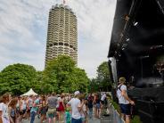 Augsburg: Der Wittelsbacher Park steht fürs Modular bereit