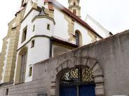 Umbau: Hinter der Annakirche soll es schöner werden