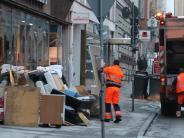 Augsburg: Was die Stadt am Sperrmüll-Stöbern stört