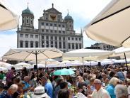 Friedensfest: Augsburger Friedensfest soll Unesco-Kulturerbe werden