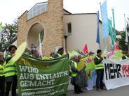 Augsburg: 300 Schwestern und Pfleger treten wieder in Streik