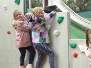 Augsburg: Wo kleine Kletterer auf ihre Kosten kommen