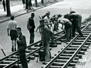 Augsburger Geschichte: 1947 war Not- und Schwarzmarktzeit