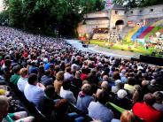 Augsburg: Eine Freilichtbühne nur fürs Theater?