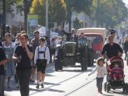 Lechhausen: Marktsonntag lockt viele Besucher