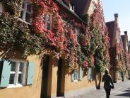 Augsburg: Wer darf in die Fuggerei ziehen und was kostet das?