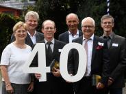 Jubiläum: Über Jahrzehnte lang treu