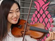 Serie: Neu am Theater Augsburg: Die neue Konzertmeisterin ist keine 30