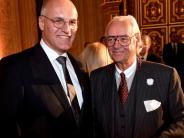Bildergalerie: 650 Jahre Fugger in Augsburg: Stadt würdigt Familie im Goldenen Saal