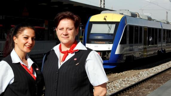 Augsburg: Immer mehr Übergriffe: Wenn Fahrgäste im Zug rabiat werden
