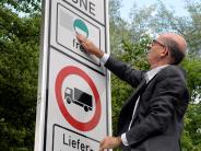Streitfall: Schilderwald in der Umweltzone?