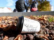 Augsburg: Stadt kämpft um Pfand-Kaffeebecher