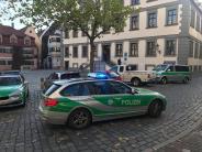 Augsburg: Verletzte Polizisten: Stadt verstärkt Sicherheitsvorkehrungen in Sozialamt