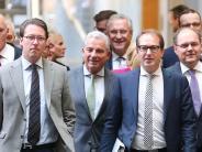 Augsburg: So erlebt OB Gribl die Jamaika-Verhandlungen in Berlin