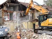 Hochzoll: Alte Wohnhäuser weichen neuen Plänen