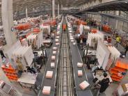 Augsburg: Prozess um riesigen Schuh-Diebstahl bei Online-Händler stockt
