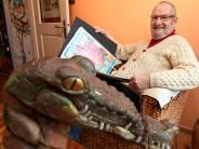 Augsburg: Opa Sepp's Tier-ABC: Wie aus einem Geschenk ein Buch wurde