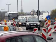 Augsburg: Mysteriöses Chaos: Montagabend herrschte Dauerstau