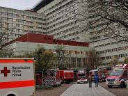 : Brandrauch in der Notaufnahme