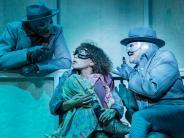 Theater Augsburg: Zeitsparen, Momo!