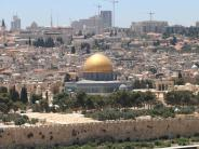 Reise ins Heilige Land: In Israel sind es Steine, die die Geschichten erzählen