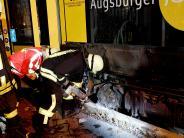 Verkehr: Unfall mit Straßenbahn löst Verkehrschaos aus