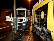 Augsburg: Stadtwerke greifen nach Unfall auf ältere Straßenbahnen zurück