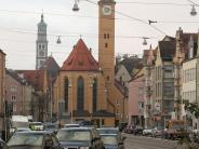 Augsburg: Die Jakobervorstadt soll schöner werden