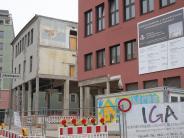 Augsburg: Hier entsteht ein moderner Bürokomplex