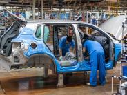 : Volkswagen steht in China unter Strom