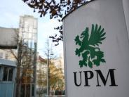 Augsburg: Warum sich Hartmut Wurster mit UPM streitet