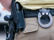 Augsburg: Streit unter Männern eskaliert: Polizei droht mit Schusswaffengebrauch